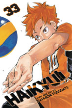 Image: Haikyu!! Vol. 33 GN  - Viz Media LLC