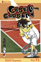 Image: Case Closed! Vol. 71 SC  - Viz Media LLC