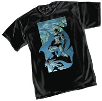 Image: DC Heroes T-Shirt: Batman I  (M) - Graphitti Designs