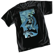 Image: DC Heroes T-Shirt: Batman I  (XL) - Graphitti Designs