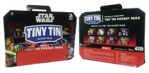 Image: Star Wars Tiny Tins Series 1 Assortment  - Diamond Select Toys LLC