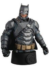 Image: DC Batman: Universe Bust Collectible #31 (BvS - Batman) - Eaglemoss Publications Ltd
