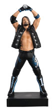 Image: WWE Figure Championship Collectible #1 (AJ Styles) - Eaglemoss Publications Ltd