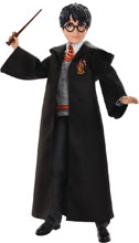 Image: Harry Potter COS Doll: Harry Potter  (7-inch) - Mattel Toys