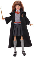 Image: Harry Potter COS Doll: Hermione  (7-inch) - Mattel Toys
