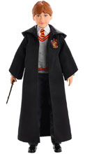 Image: Harry Potter COS Doll: Ron Weasley  (7-inch) - Mattel Toys