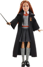 Image: Harry Potter COS Doll: Ginny Weasley  (7-inch) - Mattel Toys
