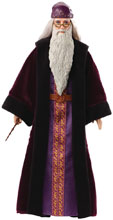 Image: Harry Potter COS Doll: Dumbledore  (7-inch) - Mattel Toys