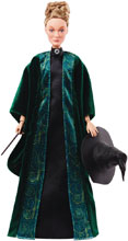Image: Harry Potter COS Doll: McGonagall  (7-inch) - Mattel Toys