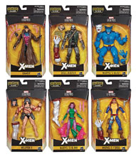 Image: X-Men Legends Action Figure Assortment 201901  (6-inch) - Hasbro Toy Group