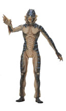 Image: Shape of Water Action Figure: Amphibian Man  (7-inch) - Neca