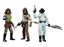Image: Star Wars: Vintage Skiff Guard 3-Pack Action Figure Case  - Hasbro Toy Group