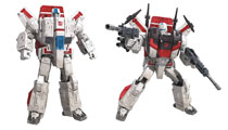 Image: Transformers WFC Commander Jetfire Action Figure Case  - Hasbro Toy Group