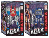 Image: Transformers Gen WFC Voyager Action Figure Assortment 201902  - Hasbro Toy Group