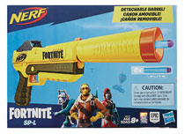 Image: Nerf Fortnite Sp-L Blaster Case  - Hasbro Toy Group