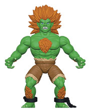 Image: Funko Savage World Action Figure: Street Fighter - Blanka  (w/Chase) - Funko