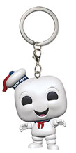 Image: Pocket Pop! Ghostbusters Keychain: Stay Puft  - Funko