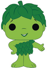 Image: Pop! Ad Icons Vinyl Figure: Green Giant Sprout  - Funko