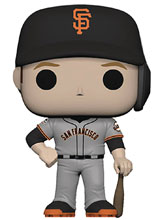 Image: Pop! MLB Vinyl Figure: Buster Posey  (New Jersey) - Funko