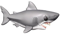 Image: Pop! Movies Vinyl Figure: Jaws - Jaws  (6-inch) - Funko