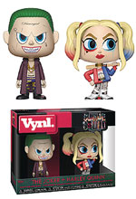 Image: Vynl Suicide Squad Vinyl Figure 2-Pack: The Joker & Harley Quinn  - Funko