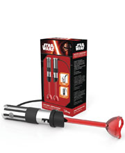 Image: Star Wars Hand Blender: Darth Vader Light Saber  - Uncanny Brands LLC
