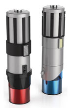 Image: Star Wars Salt & Pepper Mill Set: Light Saber  - Uncanny Brands LLC