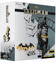 Image: Batman Talisman Board Game  - Usaopoly