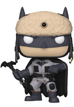 Image: Pop! Heros Batman 80th Vinyl Figure: Red Sun Batman  (2003) - Funko