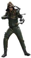 Image: DC TV Action Figure: Green Arrow 2.0  (Deluxe Version) (1/8 Scale) -