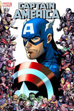 Image: Captain America #13 (variant 80th Annivarsary cover - Lupacchino) - Marvel Comics