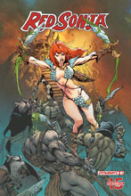 Image: Red Sonja Vol. 05 #7 (incentive cover - Castro) (5-copy)  [2019] - Dynamite
