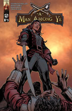 Image: A Man Among Ye #5 (cover A - George) - Image Comics