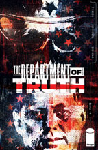 Image: Department of Truth #11 (cover A - Simmonds) - Image Comics