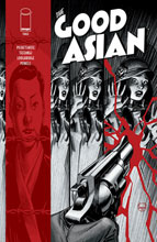 Image: Good Asian #3 (cover A - Johnson) - Image Comics