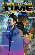 Image: Time Before Time #3 (cover B - Ward) - Image Comics
