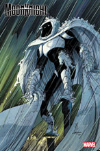 Image: Moon Knight #1 (incentive 1:200 cover - Romita Jr. virgin) - Marvel Comics