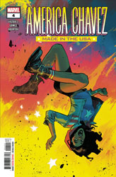 Image: America Chavez: Made in the USA #4 - Marvel Comics