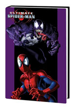 Image: Ultimate Spider-Man Omnibus Vol. 01 HC  (variant DM cover - Bagley) (new printing) - Marvel Comics