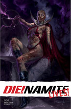 Image: DIE!NAMITE Lives! #2 (cover A - Parrillo) - Dynamite