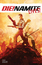Image: DIE!NAMITE Lives! #2 (cover H incentive 1:25 - Suydam Non Zombie) - Dynamite