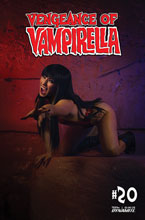 Image: Vengeance of Vampirella #20 (cover D - Cosplay) - Dynamite