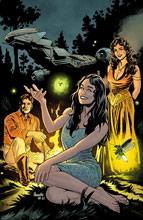 Image: Firefly #31 (cover B - Paquette) - Boom! Studios