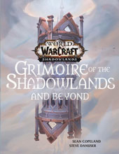 Image: World of Warcraft: Grimoire of Shadowlands & Beyond HC  - Blizzard Entertainment