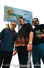 Image: Trailer Park Boys Get a F#Ing Comic Book #1 (cover E incentive 1:50 - ) - Devils Due