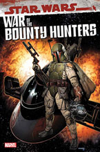 Image: Star Wars: War of the Bounty Hunters #1 (DFE signed - Soule) - Dynamic Forces