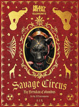 Image: Savage Circus #6 - Heavy Metal Magazine