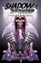 Image: Shadow Service #10 (cover A - Howell) - Vault Comics