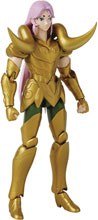 Image: Anime Heroes Action Figure: Knights of the Zodiac - MU  (6.5 inch) - Bandai America
