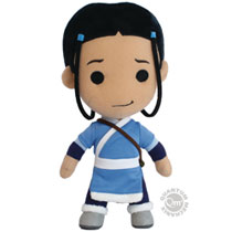 Image: Avatar: The Last Airbender Q-Pal Plush - Katara  - Quantum Mechanix Inc